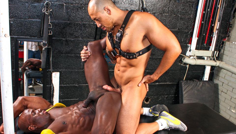 black repairman first gay sex