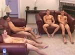 Tommy D gay jocks/frat boys video from Next Door Buddies