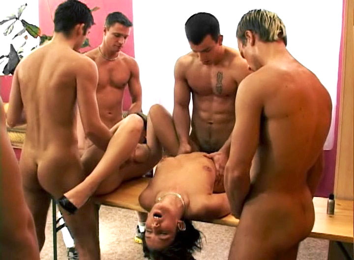 *Video:hot bisex orgy with toys, strap ons, cute guys and hot girls