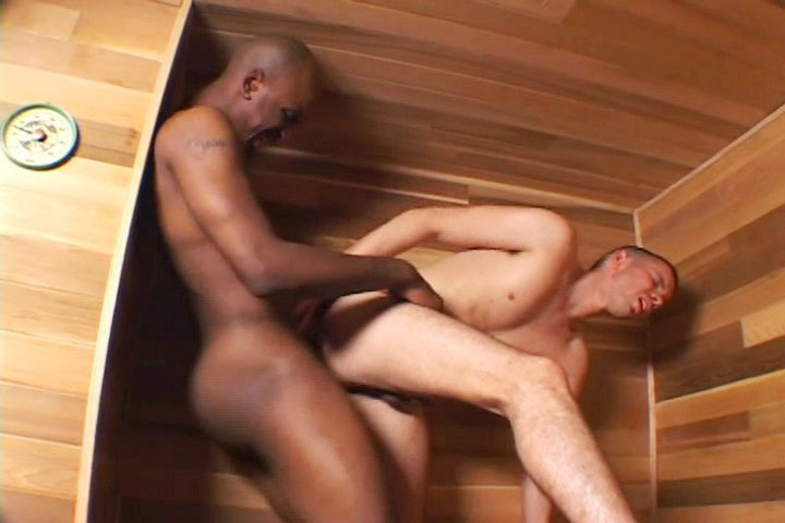 *Video:twink get his tight ass fuck by that black dude in here !