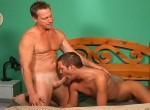 Caleb Carter, Scott Mann gay dvd porn video from Male Digital