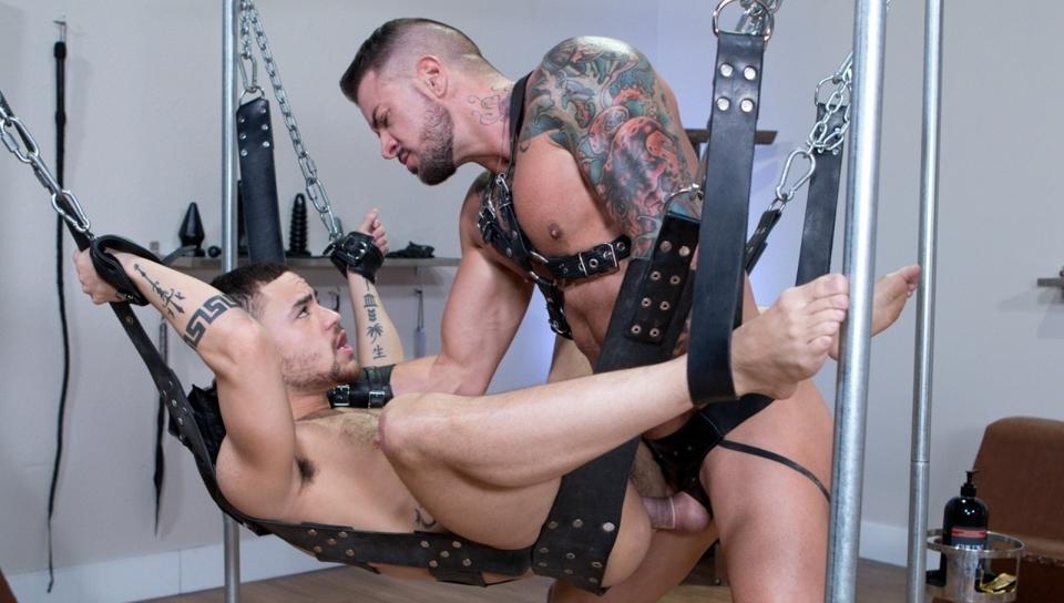Tre desideri (video porno gay #72583)