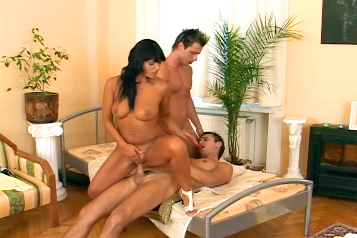 Bareback Bisex shrieking Pie 04