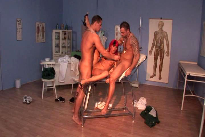 Bi Cream Pie Clinic 01