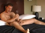 Rod Spunkel gay masturbation video from Next Door Male