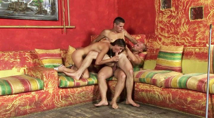 Bi Creampie Adventures 03
