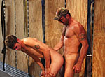 Jason Crew, Gus Mattox gay dvd porn video from COLT Studio Group