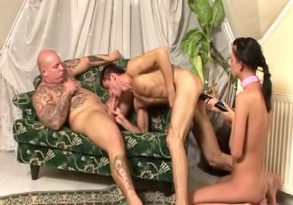 Bi Creampie Adventures 04