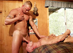 Luke Garrett, Gage Weston gay dvd porn video from COLT Studio Group