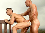Luke Garrett, Darin Hawk gay dvd porn video from COLT Studio Group