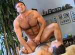Mitch Branson, Adam Champ gay dvd porn video from COLT Studio Group