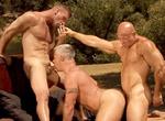Sky Thompson, Ricky Parks, Luke Garrett gay dvd porn video from COLT Studio Group