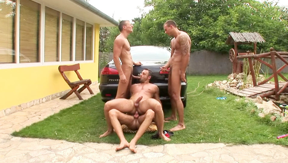 Visconti Triplets Carwash Foursome