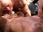 Brian Hansen, John Magnum gay dvd porn video from COLT Studio Group