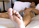 Trent Locke gay masturbation video from Next Door Male
