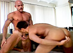 Danny Rhymes, Dillon Press gay dvd porn video from Male Digital