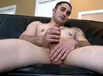Samuel O'Toole gay masturbation video from Next Door Male