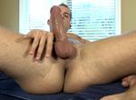 Brandon Lewis gay masturbation video from Next Door Male