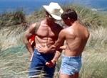 Falcon Studios gay muscle video