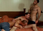 Scott Fremont, Jason Michaels gay muscle video from Falcon Studios