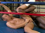 Marc Williams, Dominik Rider gay muscle video from Falcon Studios