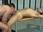 Nick Capra, Jason Michaels gay muscle video from Falcon Studios