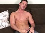 Luke Marcum gay muscle video from Falcon Studios