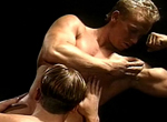 Cort Stevens, Cutter West gay muscle video from Falcon Studios