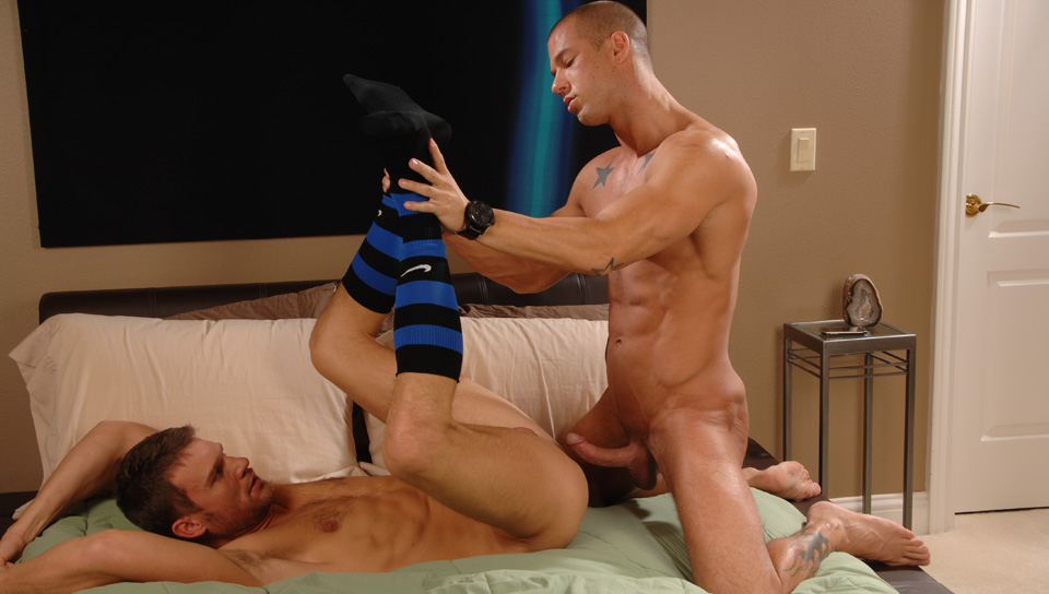 Rod Daily, Steven Daigle gay individual models video from Rod Daily