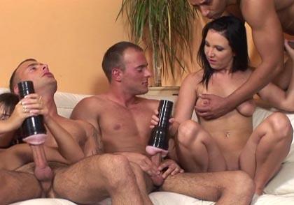 Jason Visconti, Jimmy Visconti, Joey Visconti gay individual models video from Visconti Triplets