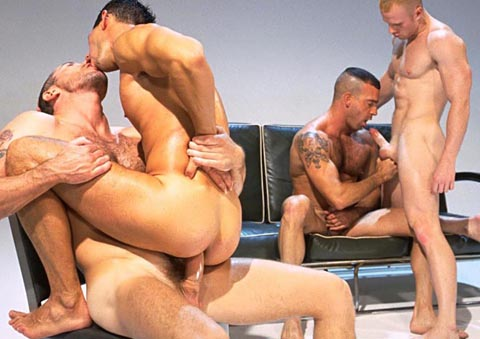 Aiden Shaw gay dvd porn video from Hot House