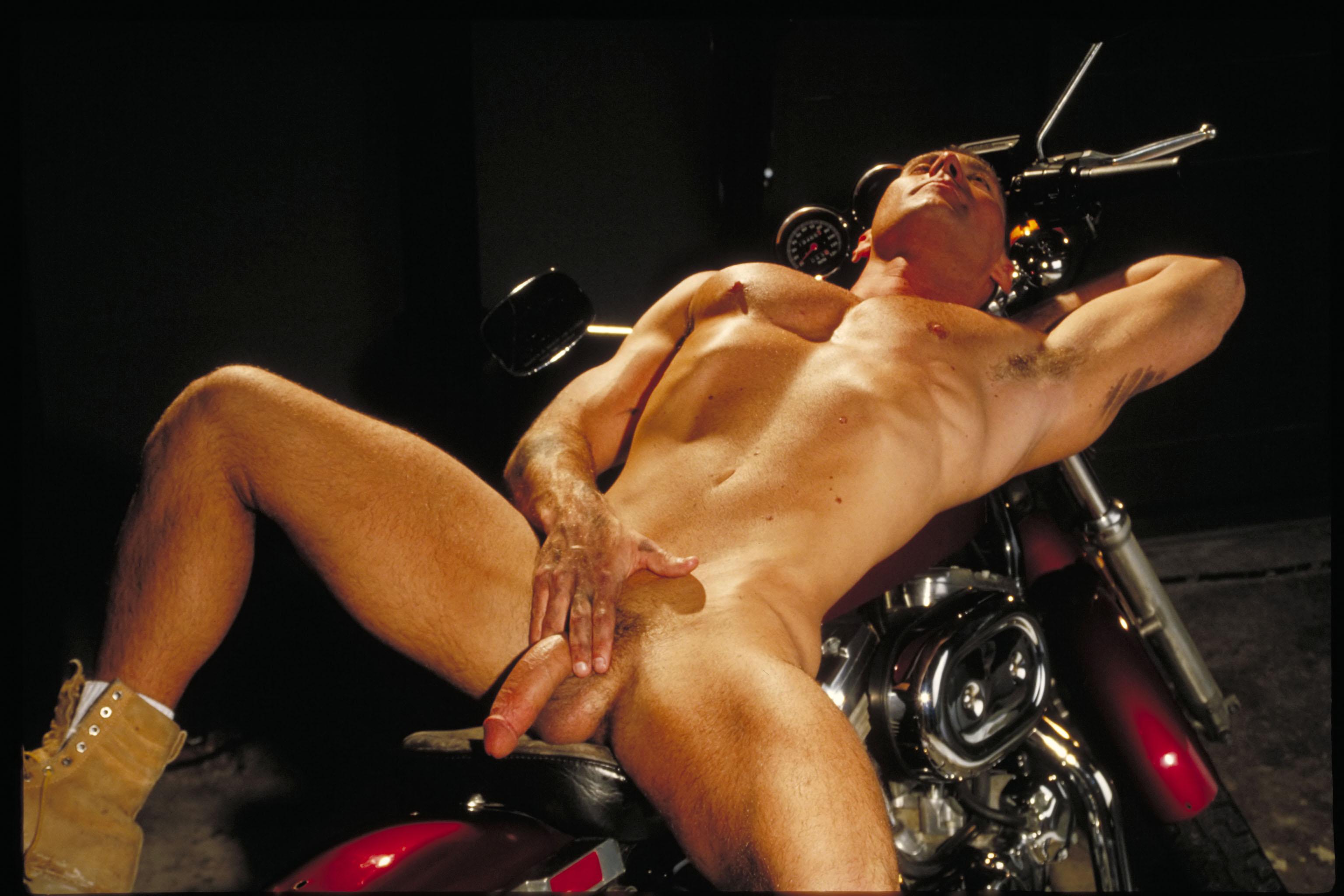 Bondage gay porn category