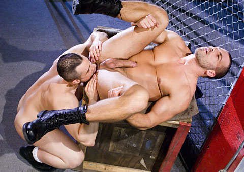 Antton Harri gay dvd porn video from Hot House