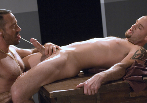 Shane Rollins gay dvd porn video from Hot House
