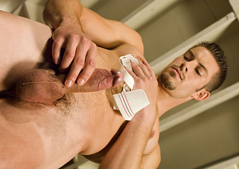 Mike Roberts gay dvd porn video from Hot House