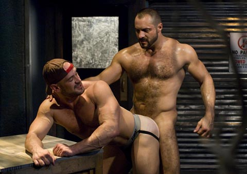 Arpad Miklos gay dvd porn video from Hot House