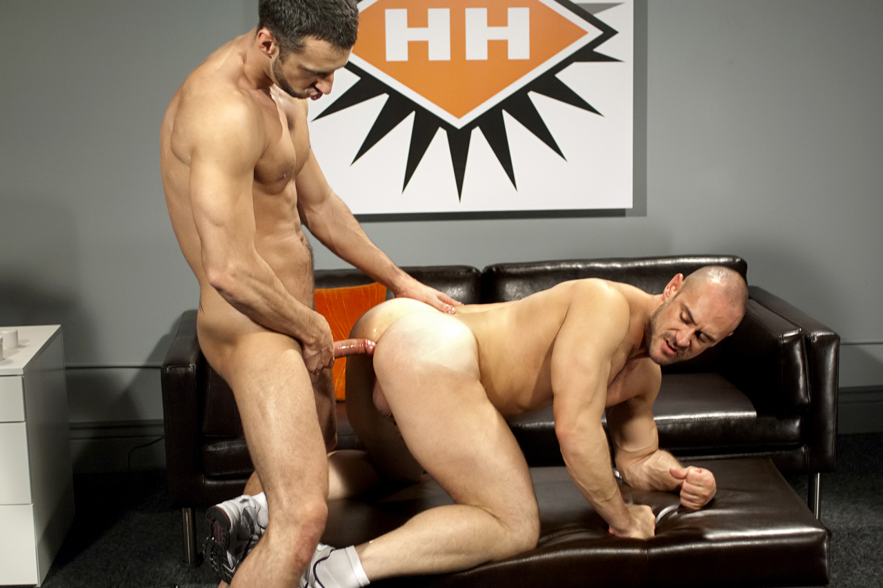 black muscle hunks gay porn tube