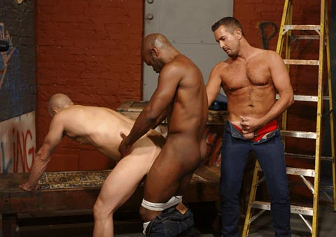 Club Inferno Dungeon gay fisting video