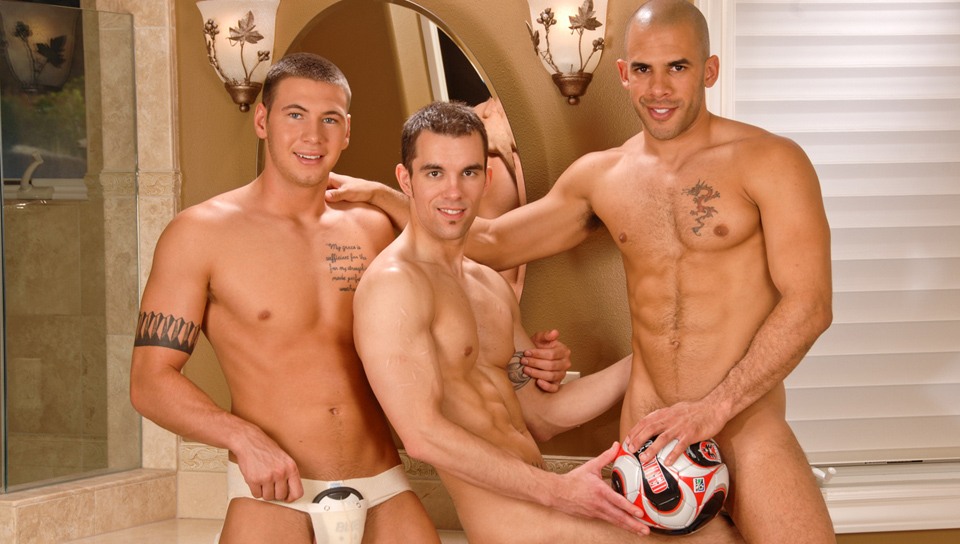 Austin Wilde, Jay Cloud, Dylan Hauser gay individual models video from Austin Wilde