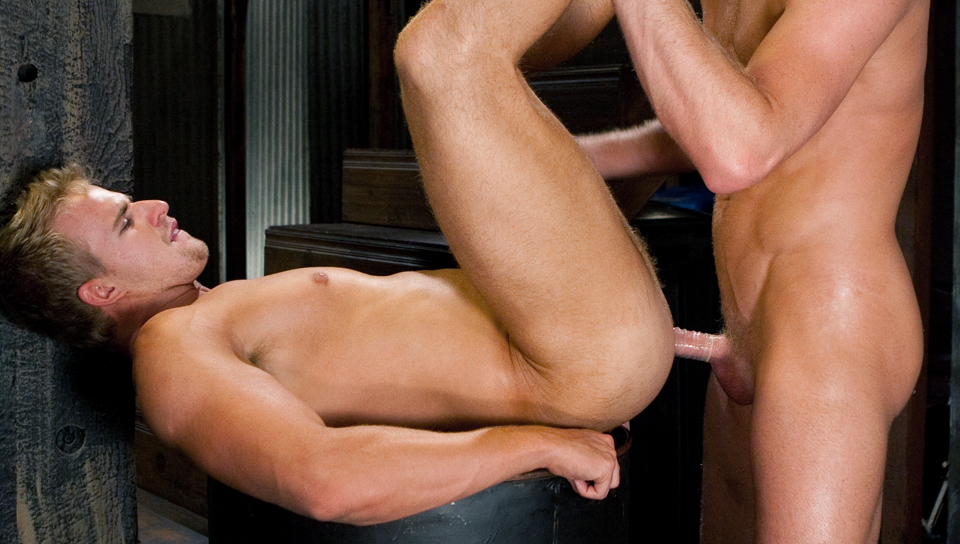Cameron Foster gay dvd porn video from Hot House