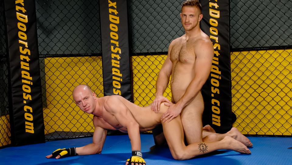 Paul Wagner gay jocks/frat boys video from Next Door Buddies