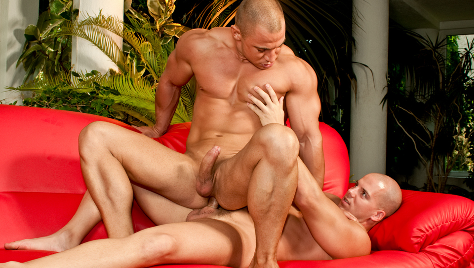Sebastian Bronco, Peter Shadow gay dvd porn video from COLT Studio Group