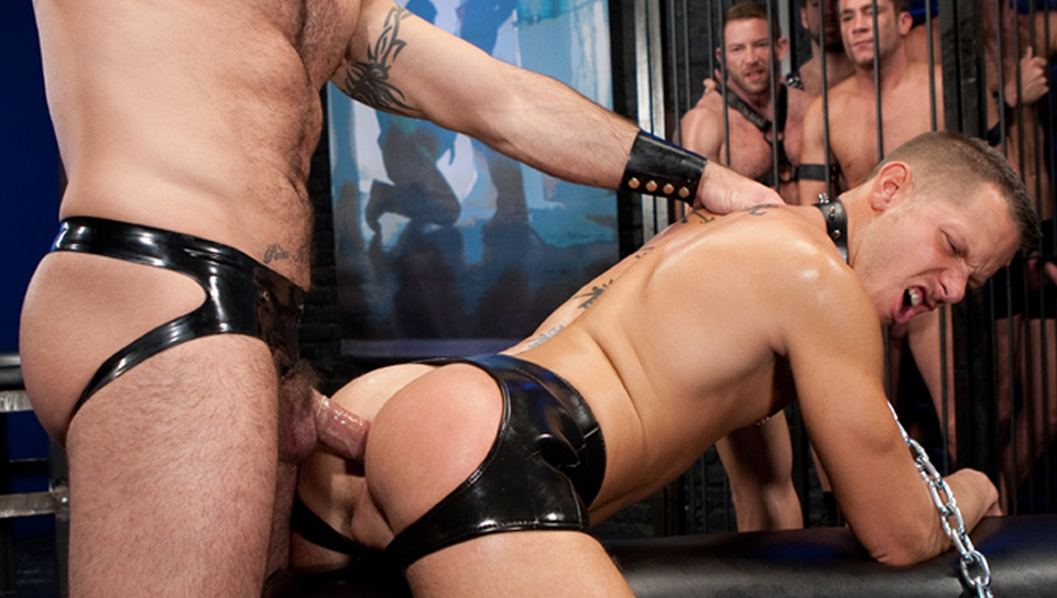 Shane Frost, Spencer Reed, Trevor Knight, Cole Streets, Shay Michaels, Preston Steel gay dvd porn video from Hot House