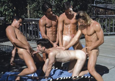 Jocks Studios gay jocks/frat boys video
