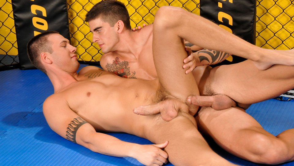 Jay Cloud, Tyler Torro gay jocks/frat boys video from Next Door Buddies