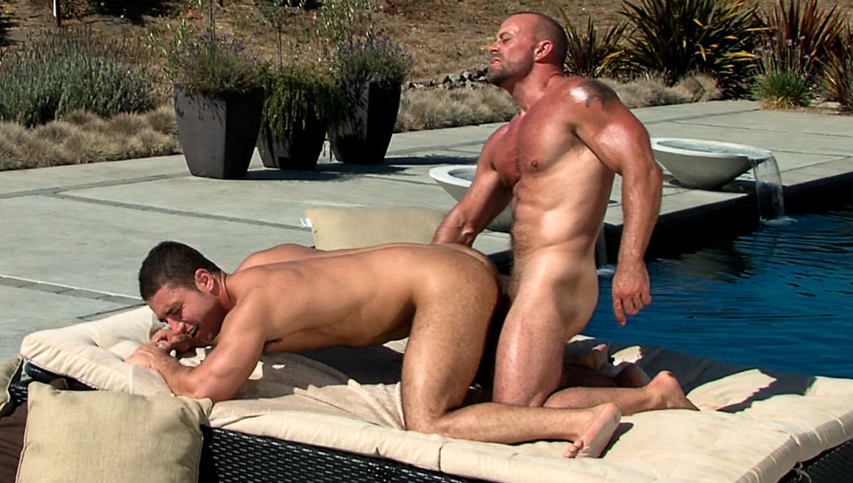 KC Williams, Marc Dylan gay dvd porn video from COLT Studio Group