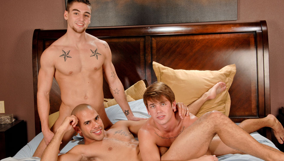 Austin Wilde, Johnny Torque gay networks video from Next Door World