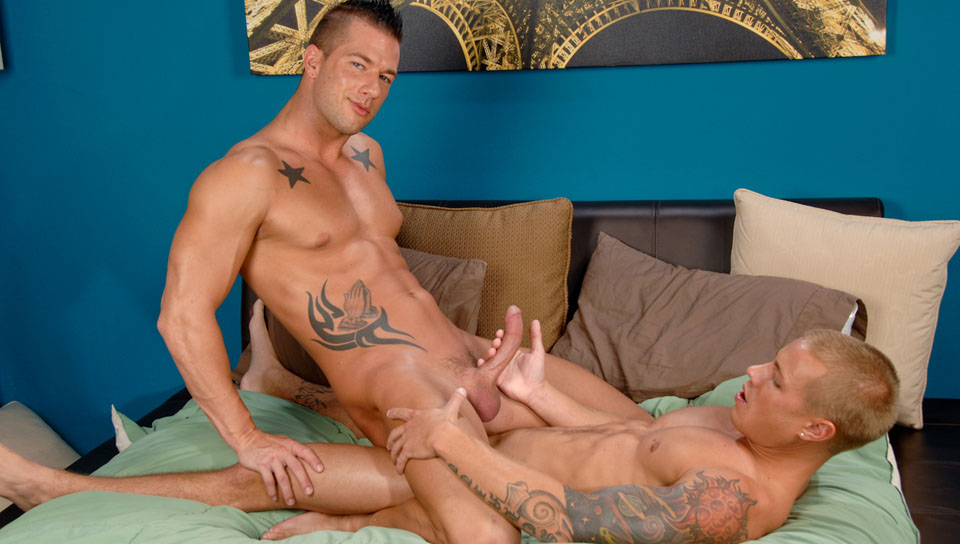 Rod Daily, Brody Wilder gay individual models video from Rod Daily